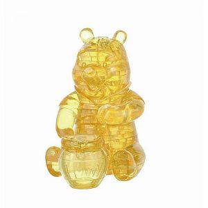 3D Winnie the Pooh Crystal Puzzle