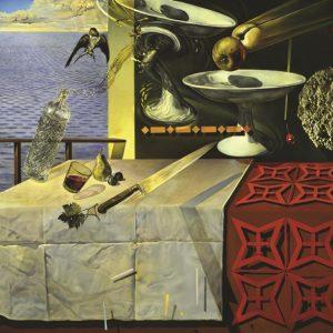 Dali, Still Life 1000 Piece Puzzle