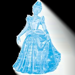 Disney Cinderella 3D Crystal Puzzle