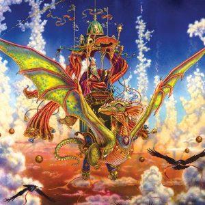 Dragons - Dragonflight 1000 Piece Ceaco Puzzle