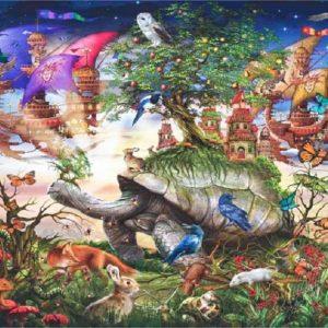 Evening Stroll 1500 Piece Puzzle
