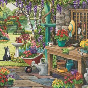 Garden in Bloom 200 XL Piece Puzzle