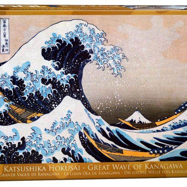 Great Wall of Kanagawa 1000 Piece Puzzle