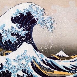 Great Wave of Kanagawa 1000 Piece Jigsaw Puzzle - Eurographics