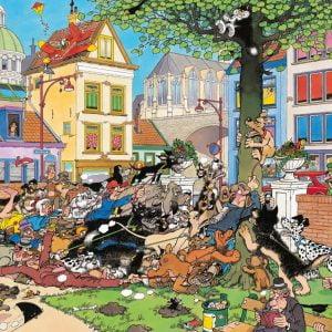 JVH Get That Cat 1000 Piece Jigsaw Puzzle