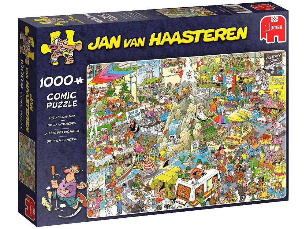 JVH The Holiday Fair 1000 Piece Jigsaw Puzzle