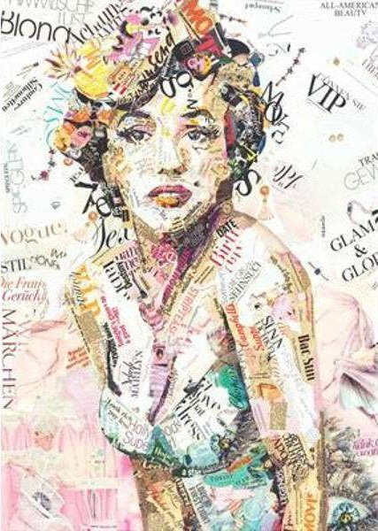Marilyn Monroe 1500 Piece Anatolian Puzzle