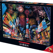New York 1500 Piece Anatolian Puzzle