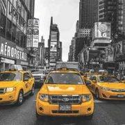 New York Taxi Anatolian 2000 Piece Puzzle