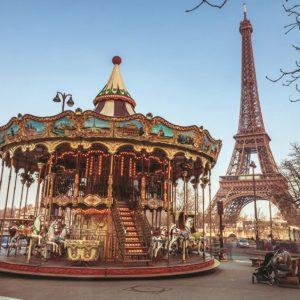 Paris - France 1000 Piece Jigsaw Puzzle