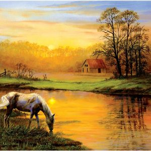Pastoral Moment 1000 Piece Sunsout Puzzle