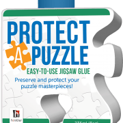 Protect a Puzzle Jigsaw Glue