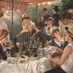 Renoir - Luncheon of the Boating Party 1000 Piece Jigsaw Puzzle