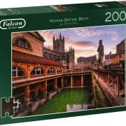 Roman Baths, Bath 200 XL Piece Puzzle