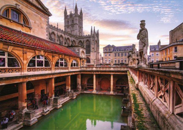 Roman Baths, Bath 200 XL Piece Puzzle