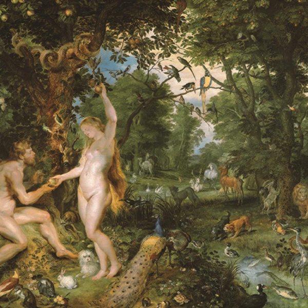 Rubens Garden of Eden 3000 Piece Puzzle
