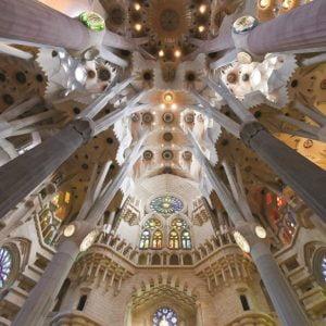 Sagrada familia Barcelona 1000 Piece Puzzle