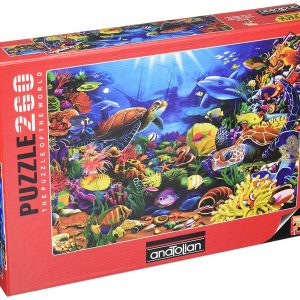 Sea of Beauty 260 Piece Anatolian Puzzle