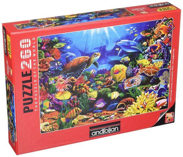 Sea of Beauty 260 Piece Anatolian Puzzle