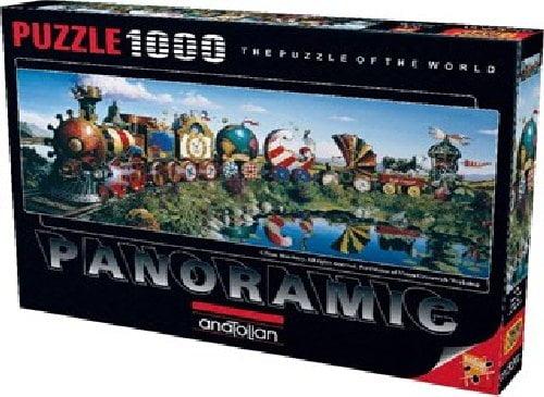 Story Train 1000 Piece Anatolian Puzzle