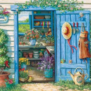Welcome to my Garden 500 Piece Cobble Hill Puzzle