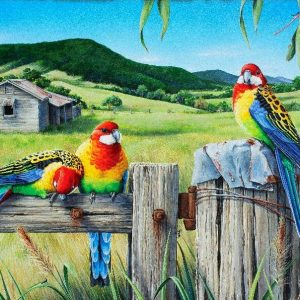 Wild Wings - A Country Life 1000 Piece Puzzle