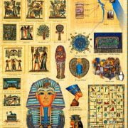 Ancient Egyptians 1000 Piece Eurographics Puzzle