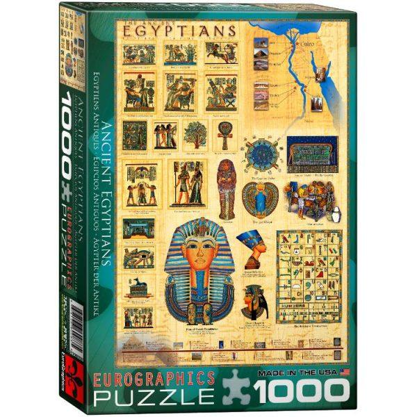 Ancient Egyptians 1000 Piece Puzzle