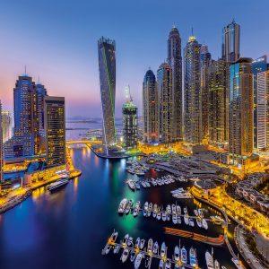 Dubai 1000 Piece Jigsaw Puzzle - Clementoni