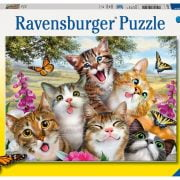 Friendly Felines 200 Piece Ravensburger Puzzle