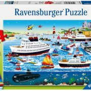 Happy Harbour 35 Piece Ravensburger Puzzle