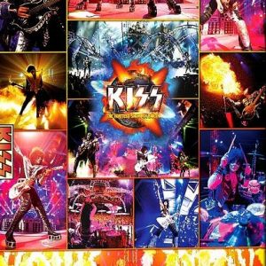 Kiss - The Hottest Show on Earth 1000 Piece Jigsaw Puzzle