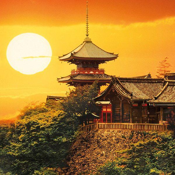 Kyoto Japan 1000 Piece Clementoni Puzzle