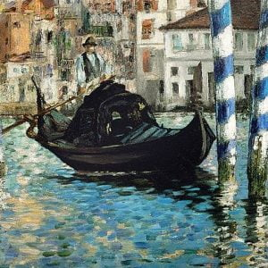 Manet - The Grand Canal of Venice 1000 Piece Puzzle