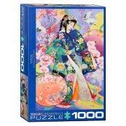Morita Seika 1000 Piece Jigsaw Puzzle