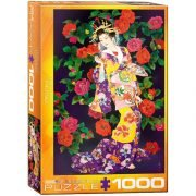 Morita - Tsubaki 1000 Piece Jigsaw Puzzle