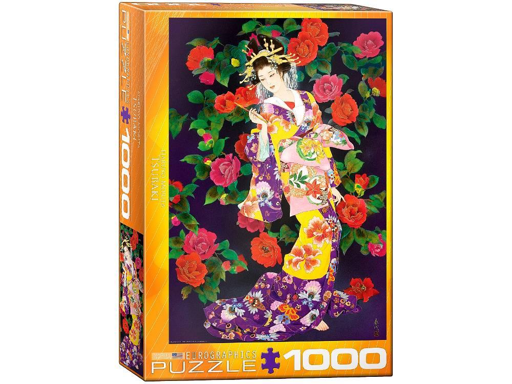 morita tsubaki 1000 eurographics jigsaw puzzle