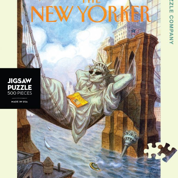 New York Puzzle Company – Liberty 500 Piece Puzzle