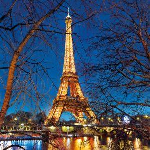 Paris 2000 Piece Clementoni Jigsaw Puzzle