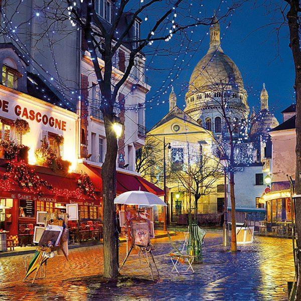 Paris Montmartre 1500 Piece Clementoni Puzzle