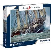 Plisson - Belem, The Last Frech Tall Ship 1000 Piece Clementoni Puzzle