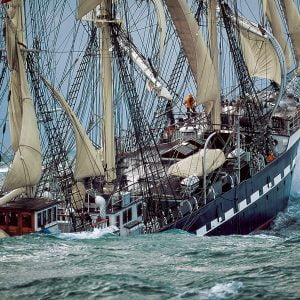 Plisson - Belem, The Last French Tall Ship 1000 Piece Clementoni Puzzle