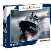 Plisson - Rescue at Sea 1000 Piece Clementoni Puzzle