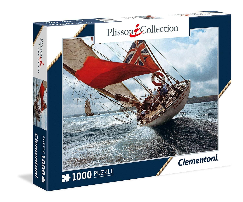 Plisson Velsheda 1000 Piece Clementoni Puzzle