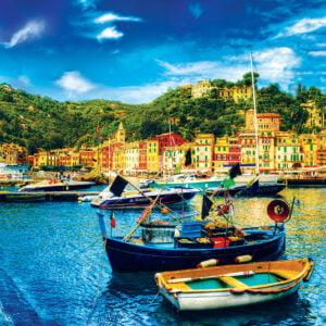 Portofino Italy 1000 Piece Jigsaw Puzzle - Eurographics