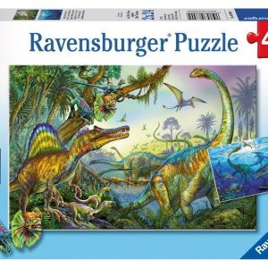 Primeval Giants 2 x 24 Piece Ravensburger Puzzle