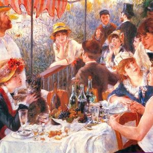 Renoir - The Luncheon 1000 Piece Puzzle