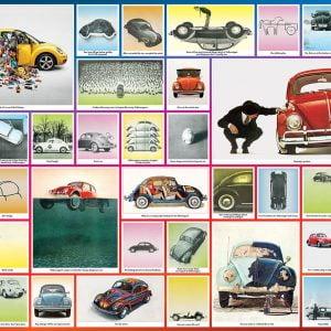 The VW Beetle 1000 Piece Puzzle