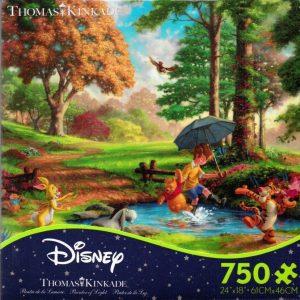 Thomas Kinkade - Winnie the Pooh 750 Piece Puzzle
