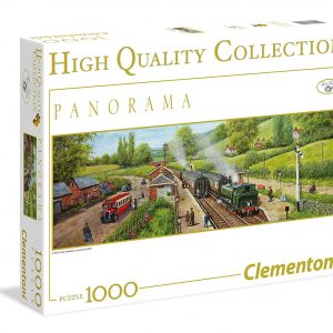 Towards Dartmoor 1000 Piece Panoramic Puzzle